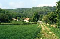 The village of Wass